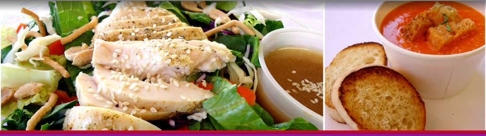 Soup Salad and Sanwiches - Boxed Lunches, Catering and Events in Sacramento| Lunch Box Express